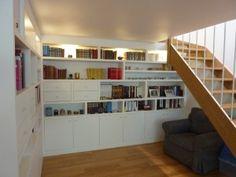 biblioth que billy ikea angle salon pinterest photos angles et ikea. Black Bedroom Furniture Sets. Home Design Ideas