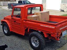 Mini Trucks, Cool Trucks, Custom Trucks, Custom Cars, Kart Cross, Snow Vehicles, Suzuki Carry, Kei Car, Suzuki Jimny