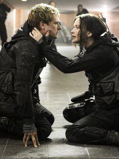 Peeta + Katnis =