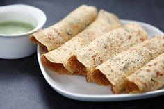 Recipe: Pudla (Indian Chickpea Crepes) — Recipes from The Kitchn | The Kitchn