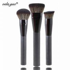 [ 22% OFF ] Premium 3Pcs Face Makeup Brushes Set Multipurpose Face Makeup Tools Kit