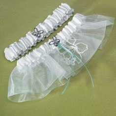 Butterfly Dreams Garter Set - Many Color Options