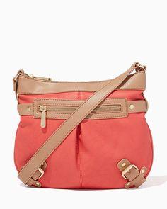 charming charlie | Piper Bay Crossbody Bag | UPC: 400000086620 #charmingcharlie