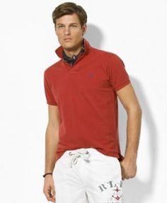 POLO RALPH LAUREN BSR POLO SHIRT Style# 4300710-WHT MENS Size: XL Polo Ralph Lauren. $903.00