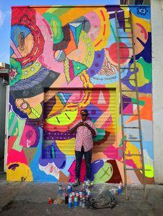 IdeaFixa » Projeto Fachada na El Cabriton por Jack Neto a.k.a. Leiga