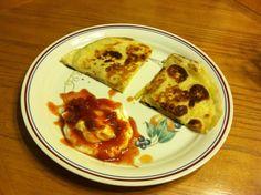 The Best Chicken Quesadilla Recipe Ever!