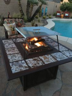 46 Best Fire Pit Heat Deflector Ideas In 2021 Fire Pit Heat Deflector Patio Heater Fire Pit