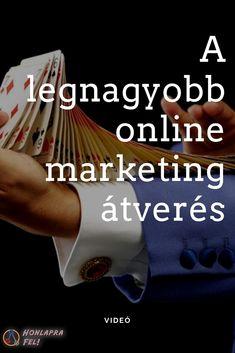 A legnagyobb online marketing átverés (Van trükk? Online Marketing, Van, Movies, Movie Posters, Films, Film Poster, Cinema, Movie, Film
