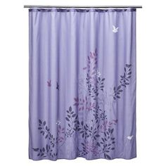 Avery Shower Curtain Targetmay Be A Little Too Purple For The