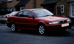 Rover Coupe 216