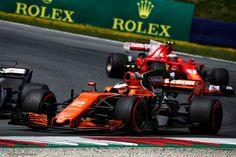 P12, Stoffel Vandoorne, McLaren, Red Bull Ring, 2017