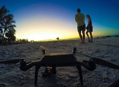 The sunset at Snapper Rocks on the Gold Coast yesterday Photography by @gopro.dann  featuring the newest addition to his arsenal  Good things coming #goldcoast #goldcoast4u #australia #snapperrocks #gopro #drone #dronestagram #sunset #beautiful #australialovesyou #beach #surf #photographer #instagramers #kirra #coolangatta #droneporn by goldcoast4u