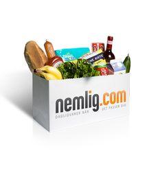 Gør op med indkøbstyranniet nemlig.com er den ultimative handlefrihed til dig, der hellere vil bruge din kostbare tid på alt det i livet, der er meget sjovere end de daglige indkøb.