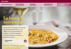 Festin de homard - La Presse+