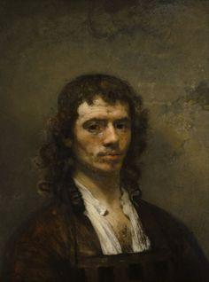 Pierre-Jean Maurel - Carel Fabritius - Self-Portrait - c.1645