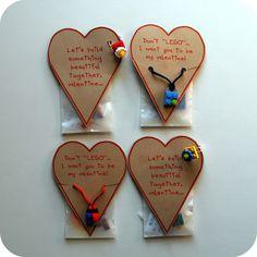 lego accesorry valentine