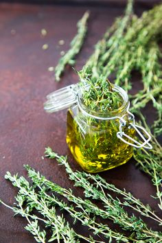thyme essential oil for ear infection