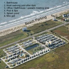 Tx Galveston Jamaica Beach Rv Resort Highly Recommended By Various People Camping In