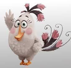 Resultado de imagen para personajes de la pelicula angry birds