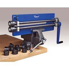 Economy Bead Roller Kit- with Mandrels