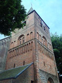 De kerk in Garderen