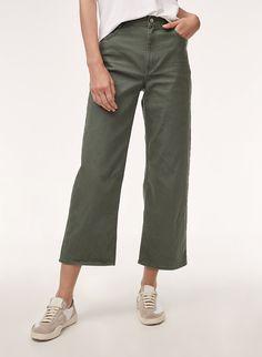 9e8e5023c2f57d aritzia - wilfred free - ashika pant Cotton, Pants, How To Wear, Clothes