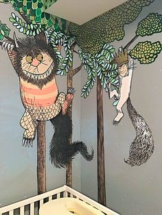 Where The Wild Things Are nursery Room Revisions Pinterest
