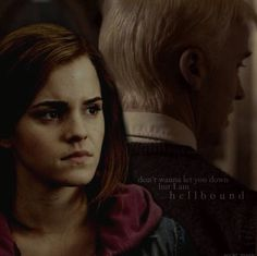 Draco and Hermione :) cause they would have been awesome.