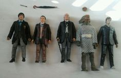 Collection of #doctor who #action #figures ,  View more on the LINK: http://www.zeppy.io/product/gb/2/301784430636/