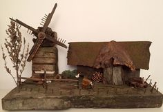 Old Mill by Sam Murray