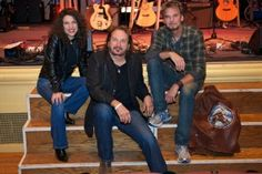 "Blue Sky Riders: On Tour, but ""Finally Home"" on January 22 - No Depression Americana and Roots Music"