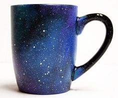 Galaxy Coffee Mugs - https://tiwib.co/galaxy-coffee-mugs/ #MugsGlasses