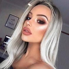 @bybrookelle my feeds going grey #mua #makeup #edit #edits #foundation #lipstick #makeupart #makeupedit #wow #stunning #beautiful #pretty #love #queen #slay #eyebrows #makeup2016 #l4l #c4c #f4f #beautyguru #eyes #hair #contour #highlight #glow #lips #bybrookelle
