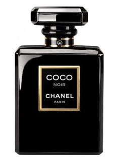 Coco Noir by Chanel. To be honest, with the amount of patchouli in this, I didn't think I would like it at all. I didn't like the original Coco, or Coco Mademoiselle (which is lovely on my sister, but (Perfume Bottle Chanel) Perfume Chanel, Perfume Glamour, Best Perfume, Black Perfume, Chanel Makeup, Chanel Beauty, Beauty Makeup, Coco Chanel, Perfume Tommy Girl