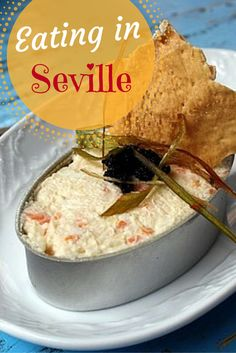 """Whether you call it Seville or Sevilla, there is one thing about this Southern Spanish city that you just can't argue– it has some fantastic food! See some of the best food from the self-proclaimed """"tapas capital of the world"""" #travel #Sevilla #seville #tapas #spain"""
