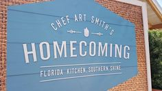 Chef Art Smith's Homecoming Restaurant at Disney Springs is now Open