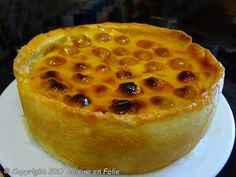Desserts Printemps, Gourmet Recipes, Cooking Recipes, Cake & Co, Breakfast Dessert, Looks Yummy, Sweet Cakes, Food Inspiration, Good Food