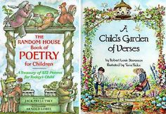 Poetry and children