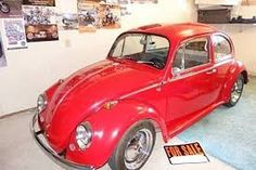 Kuvahaun tulos haulle vw type 1 red california look Vw Beetles, Volkswagen, Classic Cars, California, Type 1, Red, Ebay, Vw Bugs, Vintage Classic Cars