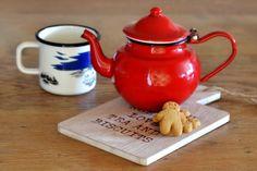 It's tea time at Blackbird HQ