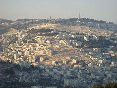 Mount of Olives..