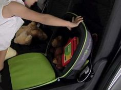 BoostApak - The Back Pack Booster Seat From Trunki.Great for the hire car when you land at the airport!