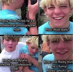 One of my favourite R5 TV moments ♥