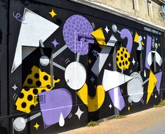 DISPARATE x Mural on Behance