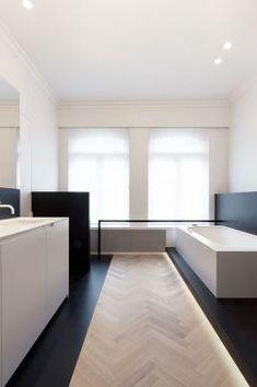 www.pietervanrenterghem.be #minimalistbathroom