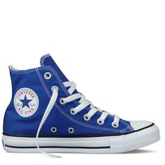 Converse.com | Chuck Taylor Sneakers & Design Your Own Converse Sneakers Dazzling Blue