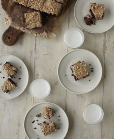 Healthy German Chocolate Cake Squares   Nutrition Stripped Recipes