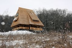 Gallery of Traditional Wooden House Reconversion / ArhiBox - 4