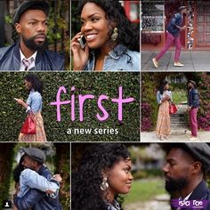 Robin and Charles have known each other since Middle School, but have their first date in their late 20s. As the day of surprises unfolds, they quickly realize there is more than friendship in their future. Created by Jahmela Biggs, Directed by James Bland  Twitter: @firstseriestv  Instagram: firstseriestv  Facebook: www.facebook.com/firstseriestv