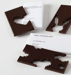 Chocolate design!